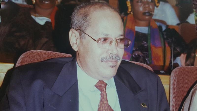 د. محمد الأمين ولد الكتاب
