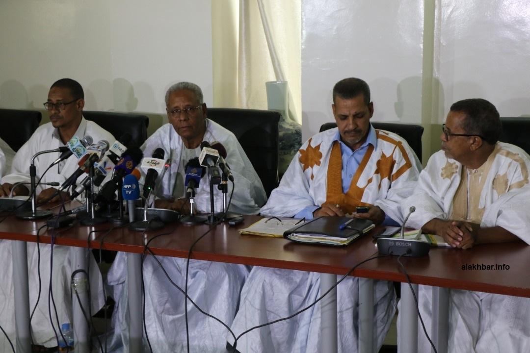 أعضاء فى لجنة التحقيق البرلمانية