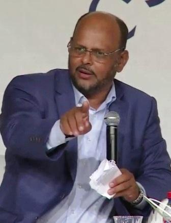 محمد جميل منصور أول رئيس لحزب التجمع الوطني الإصلاح والتنمية (تواصل )