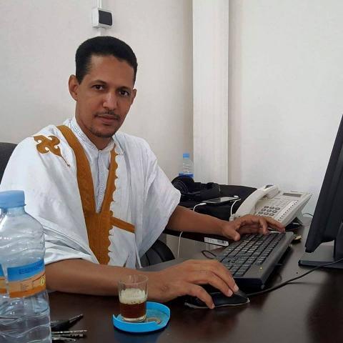 النائب البرلماني محمد الأمين سيدى مولود