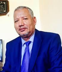 محمد الشيخ ولد سيدى محمد استاذ وكاتب صحفى