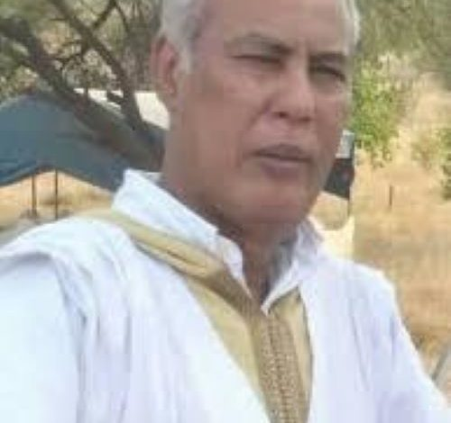الكاتب محمدفال سيدى ميله