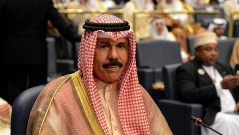 الأمير الجديد نواف الأحمد الجابر الصباح