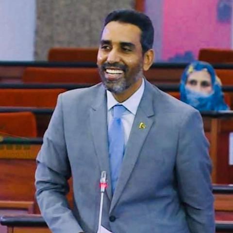 النائب محمد بوي الشيخ محمد فاضل