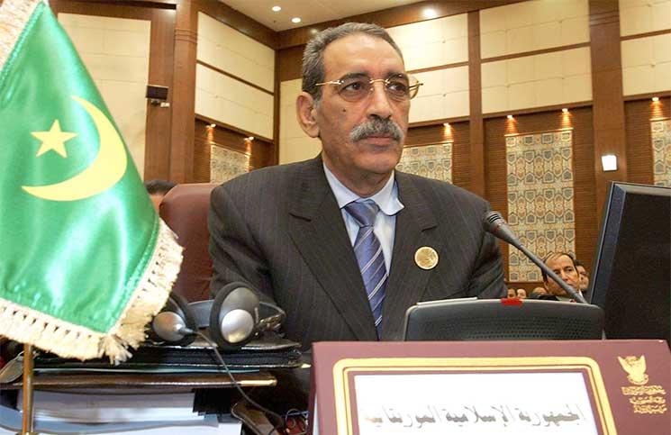 الرئيس الراحل أعل ولد محمدفال