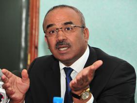 نور الدين بدوي وزير داخلية الجزائر
