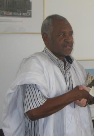 الرئيس الحالي لالعاب القوي الموريتانية