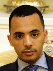 نجل الرئيس الموريتاني احمد ولد عبد العزيز المتوفي صباح اليوم