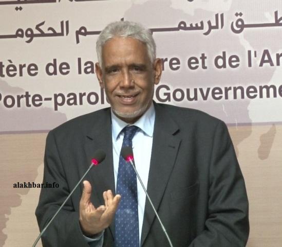 وزير العدل المغادر للتشكلة الحكومية
