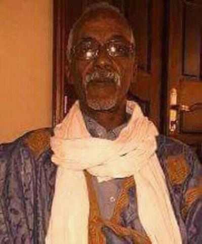 الراحل الأديب محمدفاضل ولد عبد الدائم