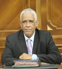 وزير العدل الموريتاني الأستاذ ابراهيم ولد داداه