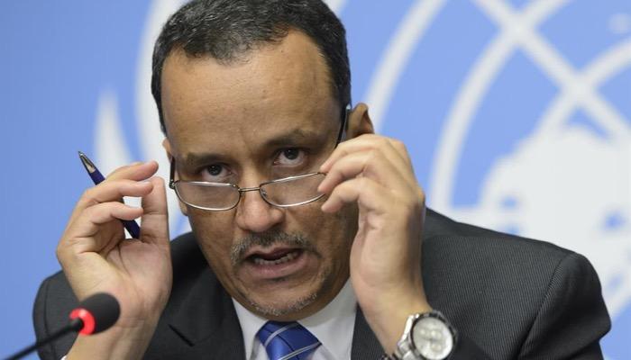 المبعوث الأممي الموريتاني الى اليمن اسماعيل ولد الشيخ أحمد