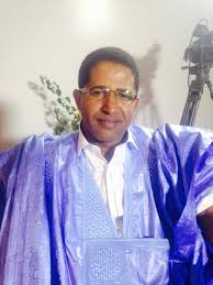الدكتور الشيخ ولد سيدى عبد الله