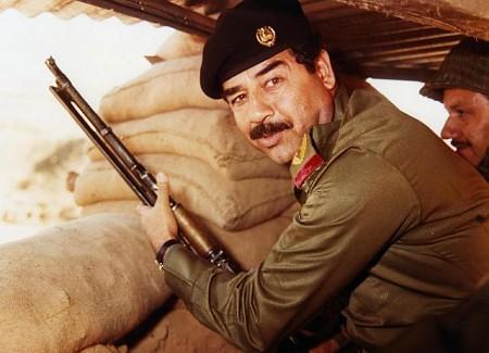 الرئيس الشهيد صدام حسين