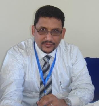 الأمين العام لنقابة الصحة الدكتور المصطفى ولد ابراهيم