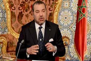 العاهل المغربي - وكالات