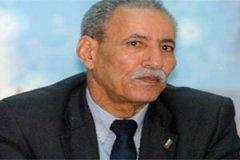 ابراهيم غالي الرئيس الصحراوي الجديد  و.أ.ص
