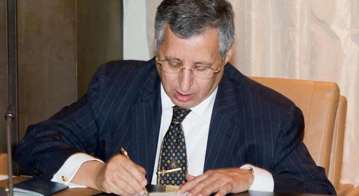 محمد ولد بوعماتو أبرز رجال الأعمال فى موريتانيا