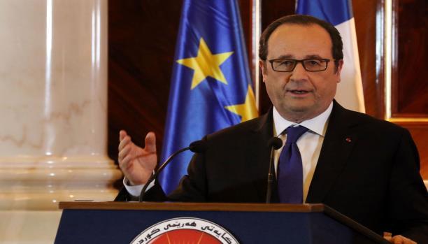 الرئيس الفرنسي هولاند_العربي الجديد