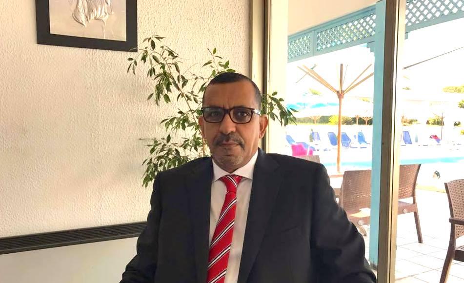أحمد ولد الشيخ  ...تقدمي