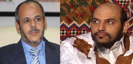 الشيخ علي الرضى والشيخ أحمد النيني