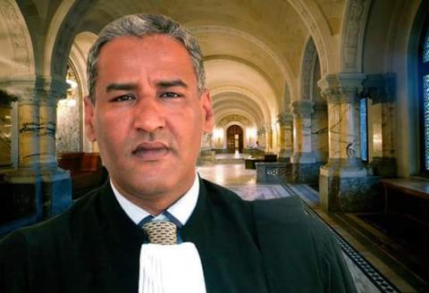 الوزير والمحامي محمد ولد محمد عبد الرحمن ولد أمين