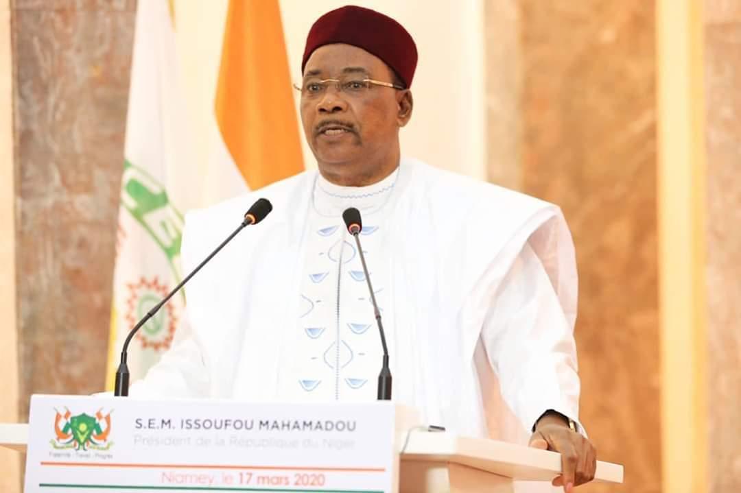 محمادو إيسوفو، رئيس جمهورية النيجر