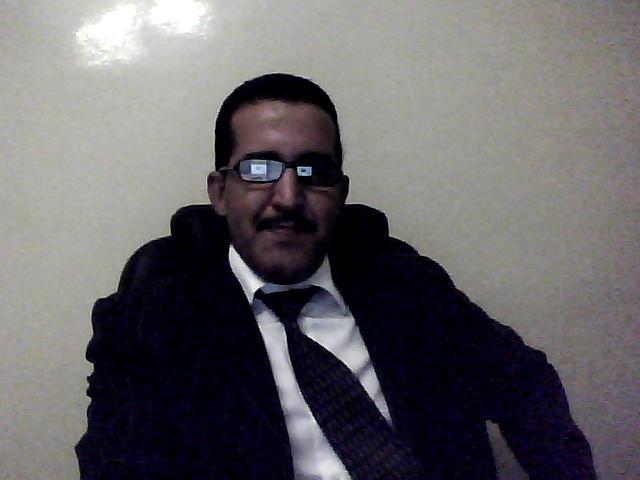محمد ولد عبد القادر نائب رئيس تجمع الشباب الديمقراطي