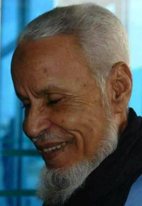 الراحل الإداري والوزير السابق عبد الله ولد الشيخ ولد أحمد محمود