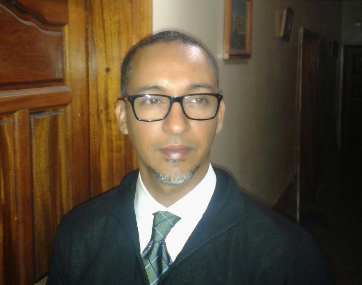 المدون أحمد ولد اسويد أحمد