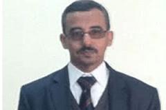 الدكتور/ سيدي محمد سيدنا إطار بالمعهد التربوي الوطني