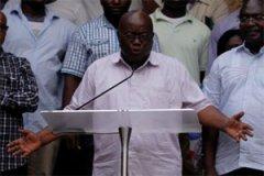 نانا أكوفو-أدو زعيم المعارضة في غانا