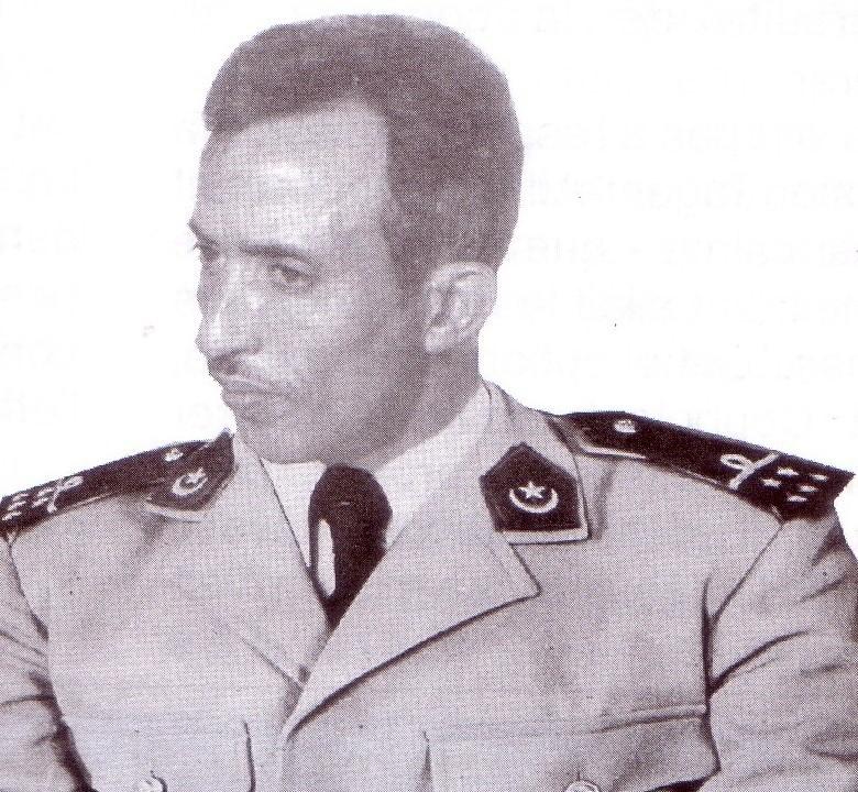 المقدم أحمد ولد بوسيف : الطائرة اللغز
