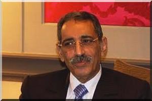 الرئيس الموريتاني الأسبق أعل ولد محمد فال
