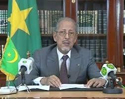 أرشيف الكترونى - الرئيس الأسبق سيدى محمد ولد الشيخ عبد الله