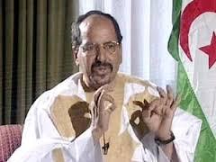 الرئيس الصحراوى الراحل محمد ولد عبد العزيز