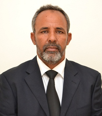 محمد الأمجد ولد محمد الأمين السالم