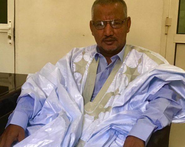 محمد الشيخ ولد سيدى محمد