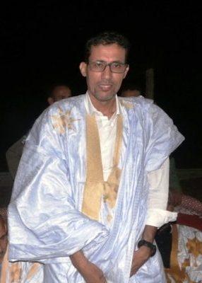 رجل الأعمال الشاب محمد ولد الحسن ولد المهاب