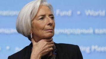 المديرة العامة لصندوق النقد الدولي، كريستين لاغارد