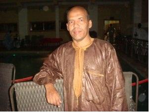 محمدالأمين ولد الفاضل