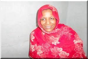 لالة بنت اشريف رئيسة حزب الحراك الشبابي