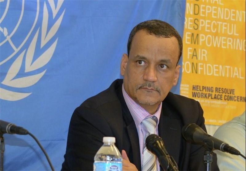 اسماعيل ولد الشيخ أحمد المبعوث الأممي الي اليمن