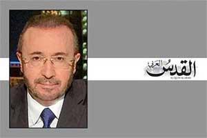 د. فيصل القاسم  . القدس العربى